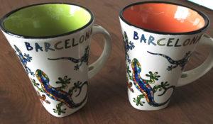 バルセロナマグカップ