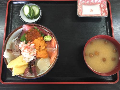長谷川食堂_びっくり海鮮丼